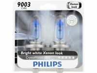 For 2001-2004 Ford Escape Headlight Bulb High Beam and Low Beam Philips 32642ZH