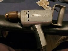 "Vintage Stanley 1/2"" Electric Power Drill 91745 model 70"