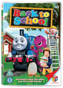 Hit Favourites: Back to School DVD (2011) cert U Expertly Refurbished Product