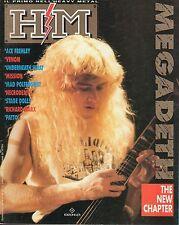 rivista - H/M HEAVY METAL - Anno V Numero 86