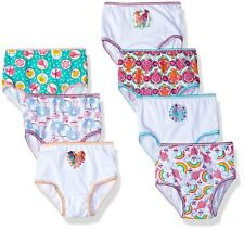 Dreamworks Toddler Girls' Trolls 7 Pack Underwear Panties Size 2T/3T