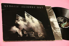 GENESIS 2LP SECOND OUT ORIG GATEFOLD COVER AND INNER !!!!!!!!!!!!!!!!!!