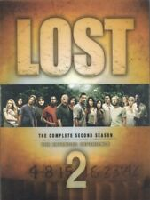 Lost; The Complete Second Season (7 DVD DVD