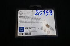 Mercedes W221 Felgenschloss Radsicherung Radschloß Felgensicherung B66470144