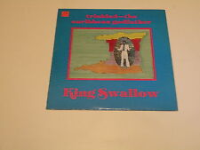 KING SWALLOW - TRINIDAD-THE CARIBBEAN GODFATHER - LP 1980 CHARLIES RECORDS -