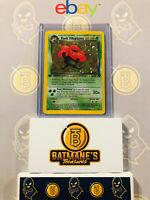 Dark Vileplume 13/82 1st Edition NM Near Mint Team Rocket Rare Holo Pokemon Card