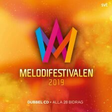 "Various - ""Melodifestivalen 2019"" - CD Album - 2019"