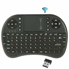 UKB-500-RF 2.4GHz Mini Wireless Keyboard Mouse Combo with Touchpad & USB Receivr