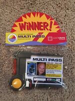 Loot Crate The Fifth Element Leeloo Dallas Multi Pass GET IT FAST ~ US SHIPPER