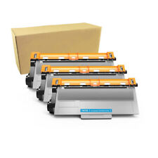 3 PK TN750 TN-750 Toner Cartridge Compatible FOR Brother MFC-8510DN  MFC-8710DW