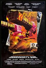 Jodorowsky's Dune (2013) Original One-Sheet Movie Poster