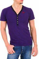 Lotto-2 Stock 10 T-Shirt Maglietta Uomo Tg da S a XXL Helly Hansen Yaz Gato....