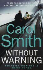 Without Warning,Carol Smith