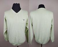 Verkauf% GANT Strick Pullover Pulli Sweater Knit Sweatshirt Aquamarin Winter L