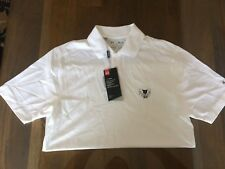 1 Nwt Under Armour Men'S Golf Shirt, Size: Small, Color: White