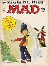 MAD Magazine #199 UK Edition 1978