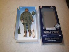 Soldiers of the world 12' figure Korean War 1950-1953 USA Army Sargent
