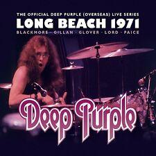DEEP PURPLE Live In Long Beach 1971 2015 German CD NEW/SEALED Gillan Blackmore
