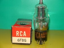 RCA 6F8 G Vacuum Tube Code MH Results = 2400|2525