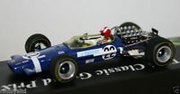 QUARTZO 1/43 SCALE 27803 LOTUS 49B JO SIFERT 1968 BRITISH GRAND PRIX WINNER #22