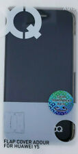 Huawei Y5 Cover Case Flap Adour XQISIT Black Retail Pack Genuine