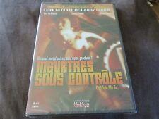 """DVD NEUF """"MEURTRES SOUS CONTROLE"""" Tony LO BIANCO / film d'horreur de Larry COHEN"""