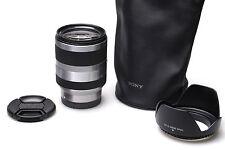 Sony NEX E 18-200 mm 1:3. 5-6.3 OSS sel18200