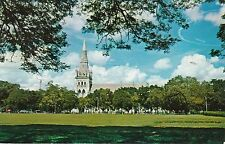 St. Andrew's Cathedral, SINGAPORE - Coloured Card