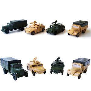 1:72 Scale German Kfz.305 Opel Blitz Truck Plastic Kit WWII Army Vehicle Models