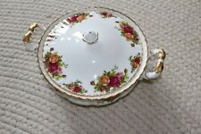 Royal Albert Old Country Roses Lidded Vegetable Tureen
