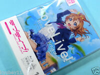 New Love Live 2nd Season Vol.1 Limited Edition Blu-ray CD Booklet Card Japan F/S