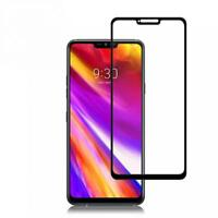 For LG G7 ThinQ TEMPERED GLASS SCREEN PROTECTOR FULL COVER CURVED EDGE HD CLEAR
