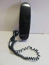 Vintage Unisonic Telephone Desk or Wall Mount Push Button - Dark Green - Works!