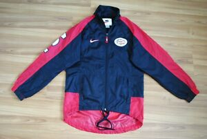 1990'S PSV EINDHOVEN FOOTBALL JACKET TRACK TOP SUIT NIKE SIZE XS VINTAGE RARE