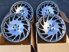 "18"" CONCAVE WHEELS, 5x110 montage de Vauxhall, ZAFIRA, Opel montage"