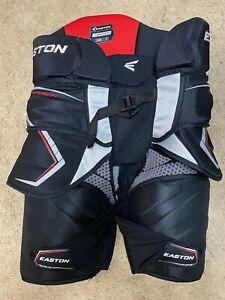 PITTSBURGH PENGUINS Easton Synergy Hyperskin New Pro Stock Hockey Girdle pants