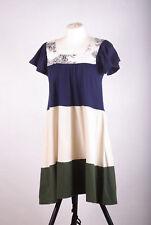 L227/08 Filha de Isis Loose Fit Cotton Dress, size UK 10