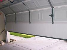 GARAGE DOOR INSULATION KIT 2 CAR REFLECTIVE WHITE 18' x 8'