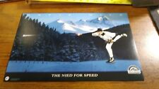 New listing Vintage The Nied For Speed David Nied Promo Poster Costacos Rockies baseball