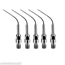 5 Dental Ultrasonic Scaler Perio Tips PS3 for Brand SIRONA Scaler Handpiece