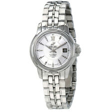 Enicar Silver Dial Stainless Steel Automatic Ladies Watch 778/50/312AKA