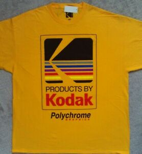Retro Kodak T Shirt _ Size 2XL _ New with tags _ Licensed Product