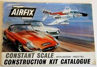 Airfix 5th Edition Catalogue 1968 some marks but generally good