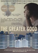 The Greater Good Vaccines DVD - Asthma, Allergies, Autism, MS, Vaccines
