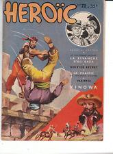 Héroïc n°71 - Editions SAGE 1953 - TBE