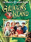 Gilligans Island - The Complete Second Season (DVD, 2005, 3-Disc Set) NEW