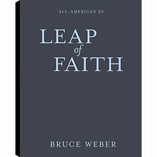 Bruce Weber: All-American XV - Leap of Faith, Bruce Weber, Very Good Book