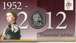 2012 Diamond Jubilee Commemorative Coin