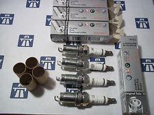 4 Véritable VAG Spark-Plugs VW POLO, GOLF 4, T4, Bora, Beetle etc NGK PZFR 5D-11