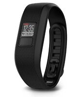 Garmin vivofit 3 Regular Fitness Band Black 010-01608-00